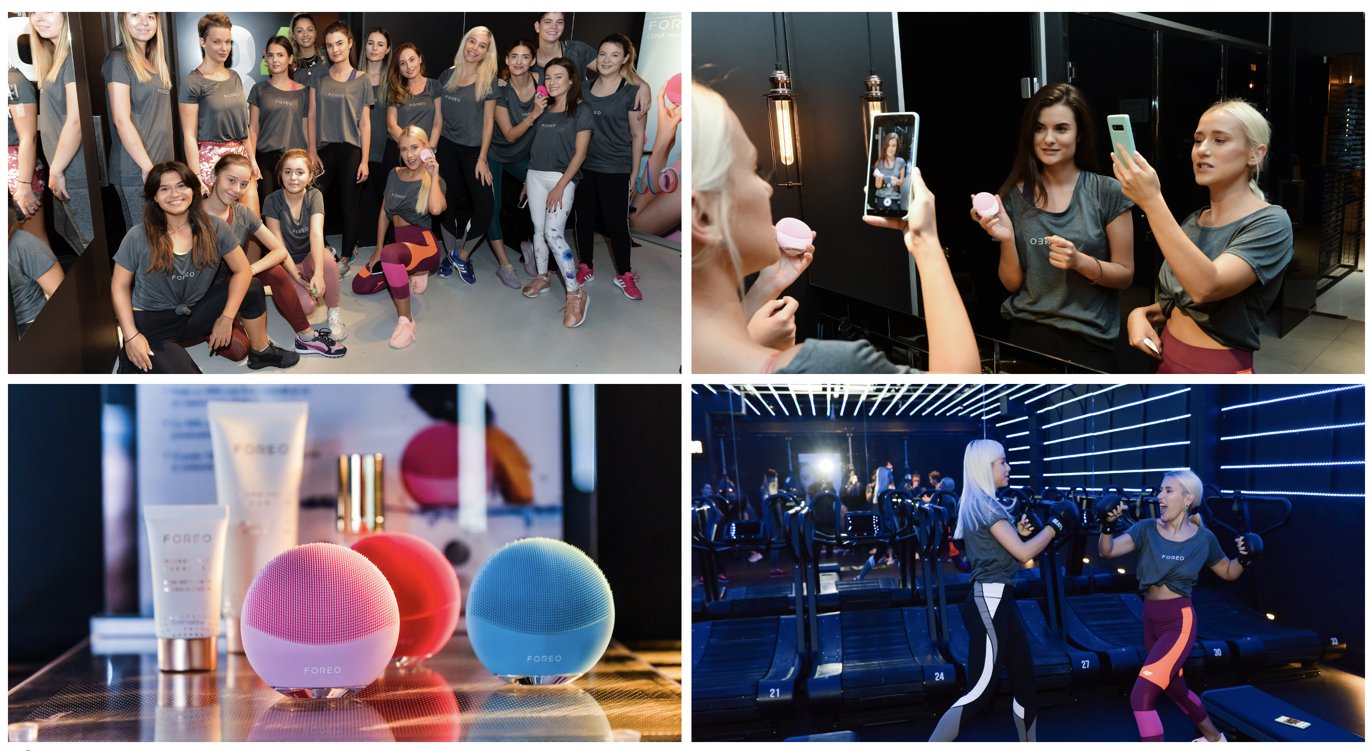FOREO influencer meet-up