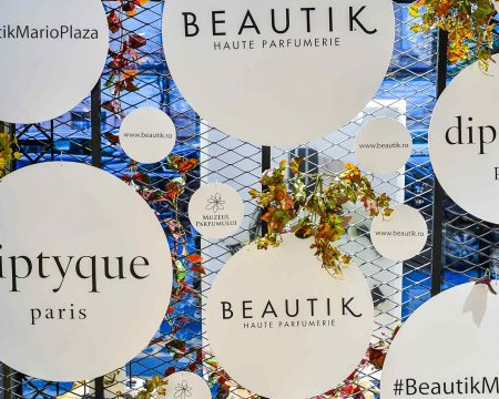 diptyque event in Beautik