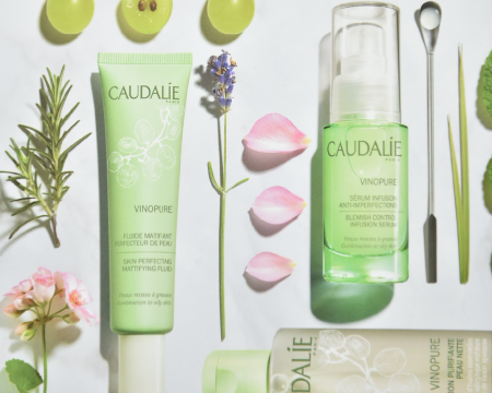 Caudalie beauty breakfast